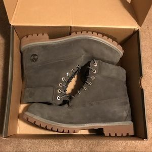 Men's Timberland Boots New